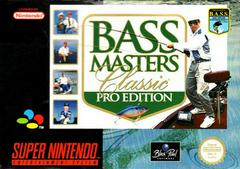 Bass Masters Classic Pro Edition PAL Super Nintendo Prices