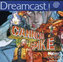 Cannon Spike PAL Sega Dreamcast Prices