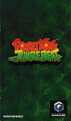 Manual - Front | Donkey Kong Jungle Beat Gamecube
