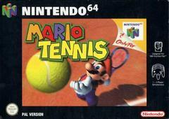 Mario Tennis PAL Nintendo 64 Prices