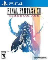 Final Fantasy XII: The Zodiac Age Playstation 4 Prices