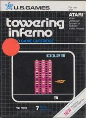 Towering Inferno Atari 2600 Prices