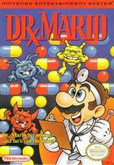Dr. Mario - Front | Dr. Mario NES