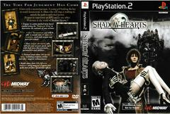 Artwork - Back, Front (Not For Resale) | Shadow Hearts Playstation 2