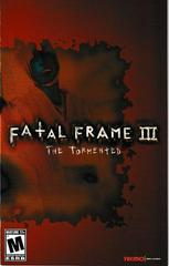 Manual - Front | Fatal Frame 3 Tormented Playstation 2