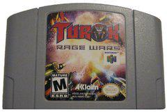 Turok Rage Wars Gray Nintendo 64 Prices