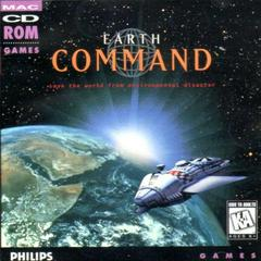 Earth Command CD-i Prices