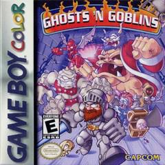 Ghosts 'n Goblins GameBoy Color Prices