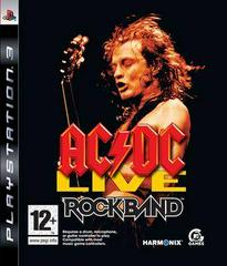 AC/DC Live: Rock Band Track Pack PAL Playstation 3 Prices