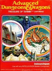 Advanced Dungeons & Dragons: Treasure of Tarmin Intellivision Prices
