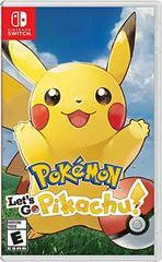 Pokemon Let's Go Pikachu Nintendo Switch Prices