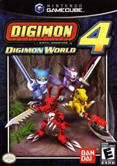 Digimon World 4 Gamecube Prices