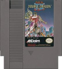 Cartridge | Double Dragon II NES