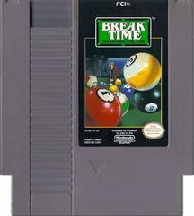 Cartridge | Break Time The National Pool Tour NES