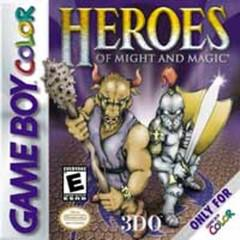 Heroes of Might and Magic GameBoy Color Prices
