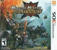 Monster Hunter Generations Nintendo 3DS Prices