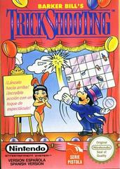 Barker Bill's Trick Shooting PAL NES Prices