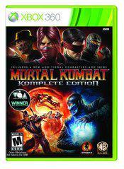 Mortal Kombat Komplete Edition Xbox 360 Prices