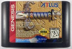 Cartridge | Crusader of Centy Sega Genesis