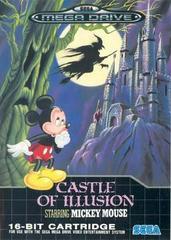 Castle of Illusion PAL Sega Mega Drive Prices