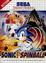 Sonic Spinball PAL Sega Master System Prices
