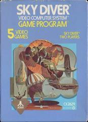 Sky Diver Atari 2600 Prices