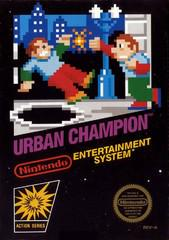 Urban Champion [5 Screw] NES Prices
