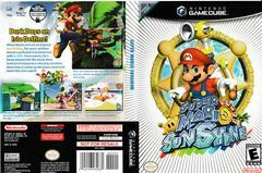 Artwork - Back, Front (Not For Resale) | Super Mario Sunshine Gamecube
