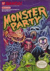 Monster Party NES Prices