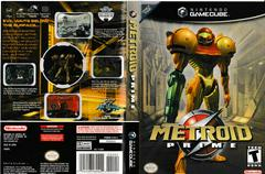 Artwork - Back, Front | Metroid Prime Gamecube