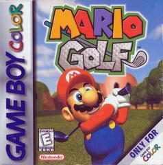 Mario Golf GameBoy Color Prices