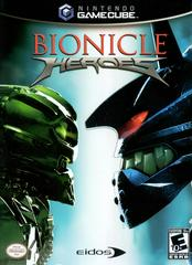Case - Front | Bionicle Heroes Gamecube