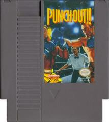 Cartridge | Punch-Out NES