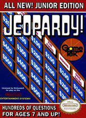 Jeopardy Jr NES Prices