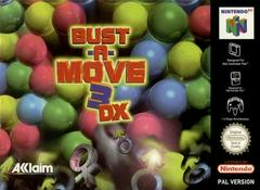 Bust-A-Move 3 DX PAL Nintendo 64 Prices