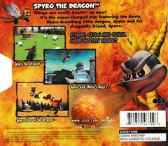 Back Of Box/Slip Cover | Spyro Collector's Edition Playstation