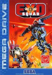 Exo Squad PAL Sega Mega Drive Prices