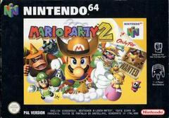 Mario Party 2 PAL Nintendo 64 Prices