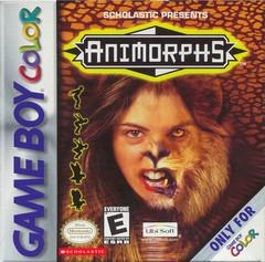 Animorphs GameBoy Color Prices