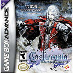 Castlevania Harmony of Dissonance GameBoy Advance Prices