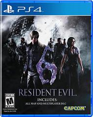 Resident Evil 6 Playstation 4 Prices
