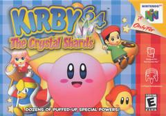 Kirby 64: The Crystal Shards Nintendo 64 Prices