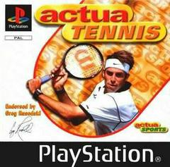 Actua Tennis PAL Playstation Prices