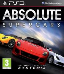 Absolute Supercars PAL Playstation 3 Prices
