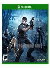 Resident Evil 4 Xbox One Prices