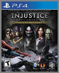 Injustice: Gods Among Us Ultimate Edition Playstation 4 Prices