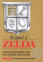 Legend Of Zelda - Front | Legend of Zelda NES