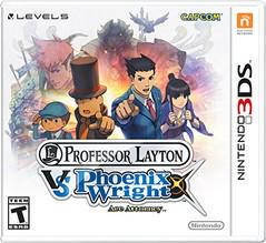 Professor Layton vs. Phoenix Wright: Ace Attorney Nintendo 3DS Prices