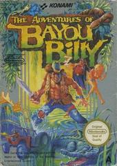 Adventures of Bayou Billy PAL NES Prices