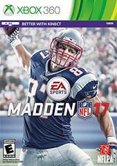 Madden NFL 17 Xbox 360 Prices